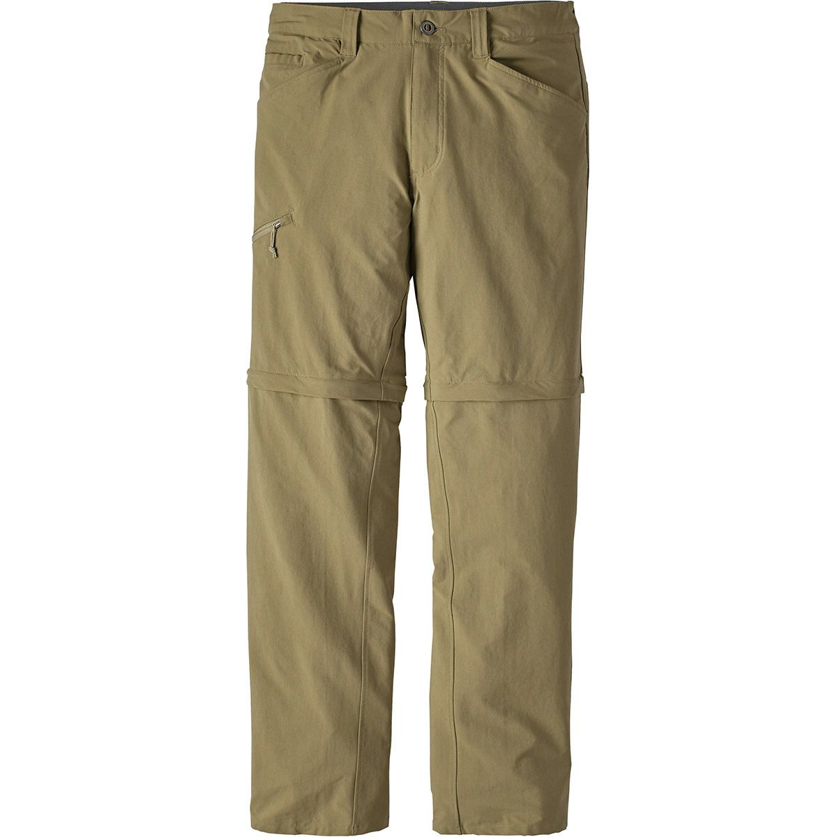 photo: Patagonia Men's Quandary Convertible Pants hiking pant
