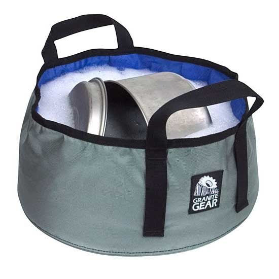 photo: Granite Gear Kitchen Sink bucket/sink