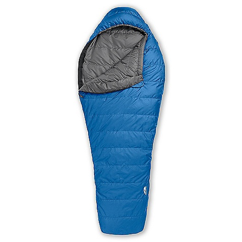 photo: GoLite Women's Adventure 3-Season Mummy 3-season down sleeping bag