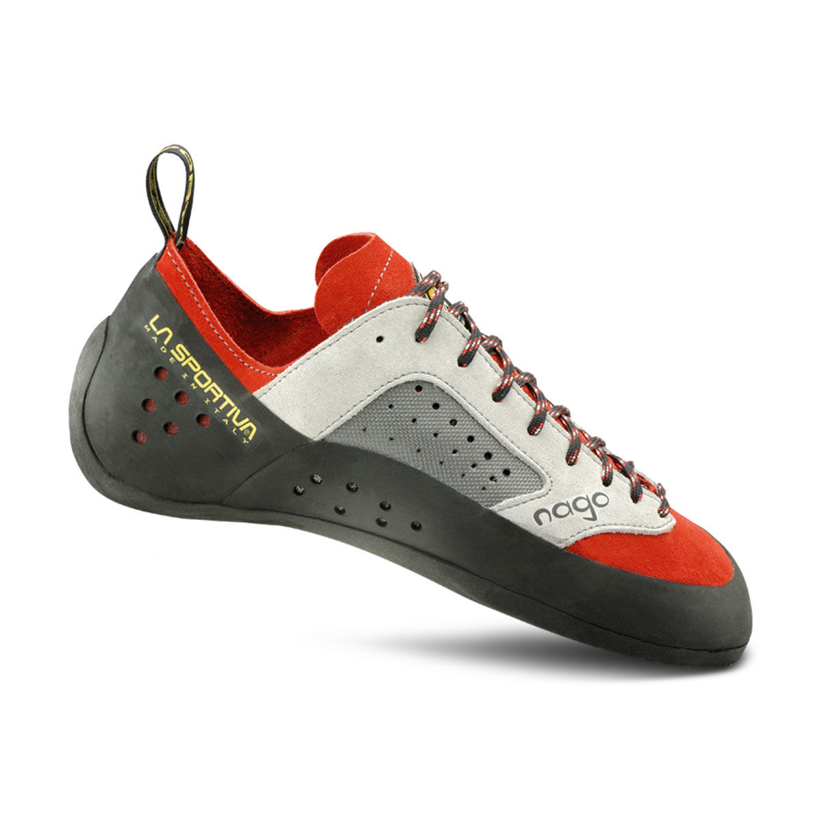 photo: La Sportiva Nago climbing shoe