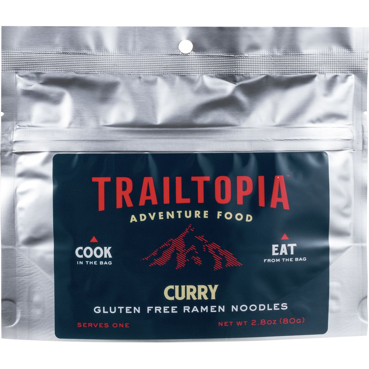 Trailtopia Curry Ramen Noodles