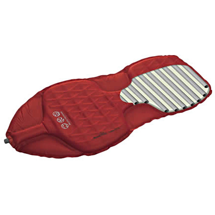 photo: Pacific Outdoor Equipment InsulMat Uber Mtn self-inflating sleeping pad