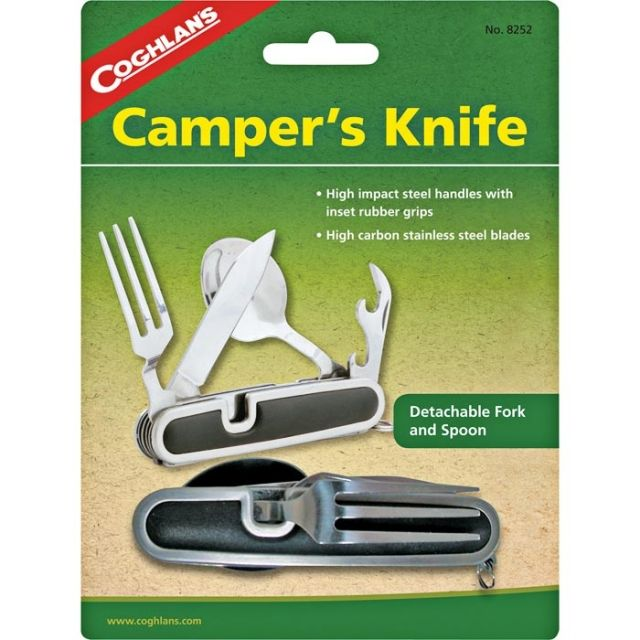 photo: Coghlan's Camper's Knife multi-tool