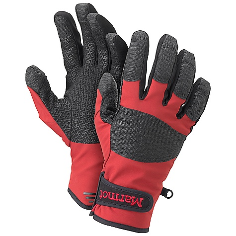 photo: Marmot Amphibian Glove soft shell glove/mitten
