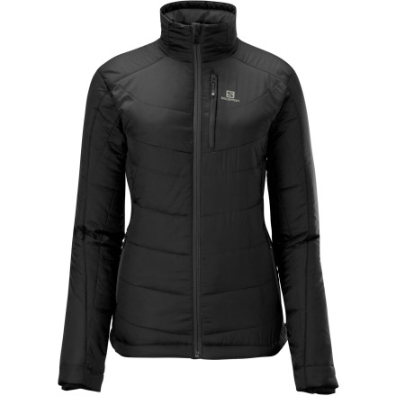 photo: Salomon Tri-State Jacket synthetic insulated jacket