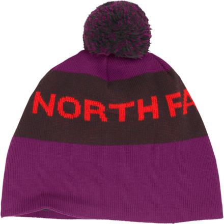 photo: The North Face Throwback Beanie winter hat