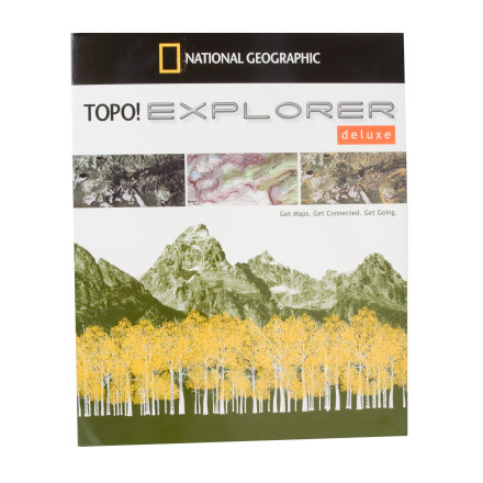 National Geographic TOPO! Explorer Deluxe DVD