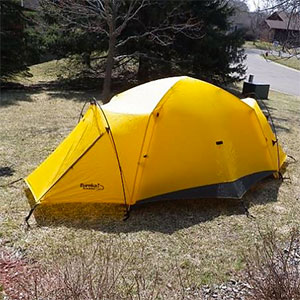 photo: Eureka! Scorpion four-season tent