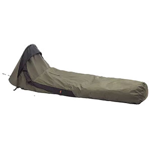 photo: Integral Designs Unishelter bivy sack