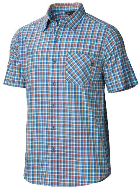 photo: Marmot Lodi SS Shirt hiking shirt
