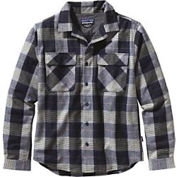 photo: Patagonia Long-Sleeved Gerard Shirt hiking shirt