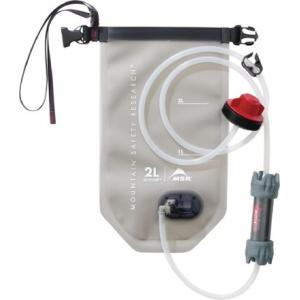 photo: MSR Autoflow Gravity Filter pump/gravity water filter