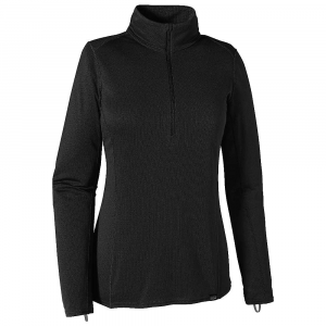 photo: Patagonia Women's Capilene 3 Midweight Zip Neck base layer top
