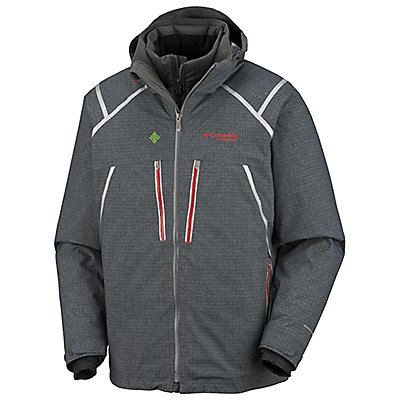 photo: Columbia Electro Amp Parka component (3-in-1) jacket