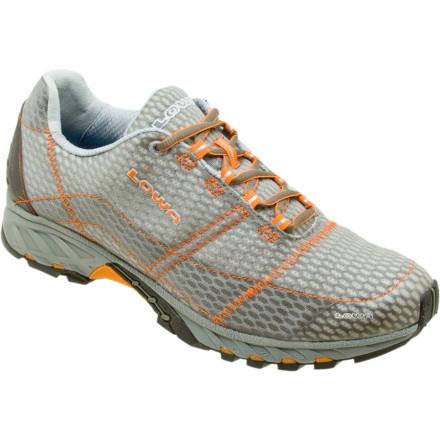 photo: Lowa Men's Arete Lo trail shoe