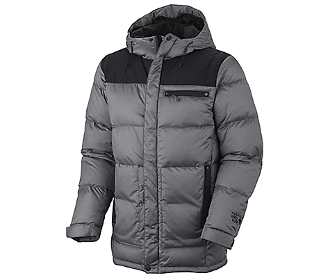 photo: Mountain Hardwear Greenwich Coat down insulated jacket