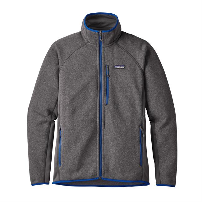 photo: Patagonia Men's Performance Better Sweater Jacket fleece jacket