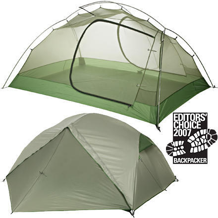 photo: Big Agnes Emerald Mountain SL3 three-season tent