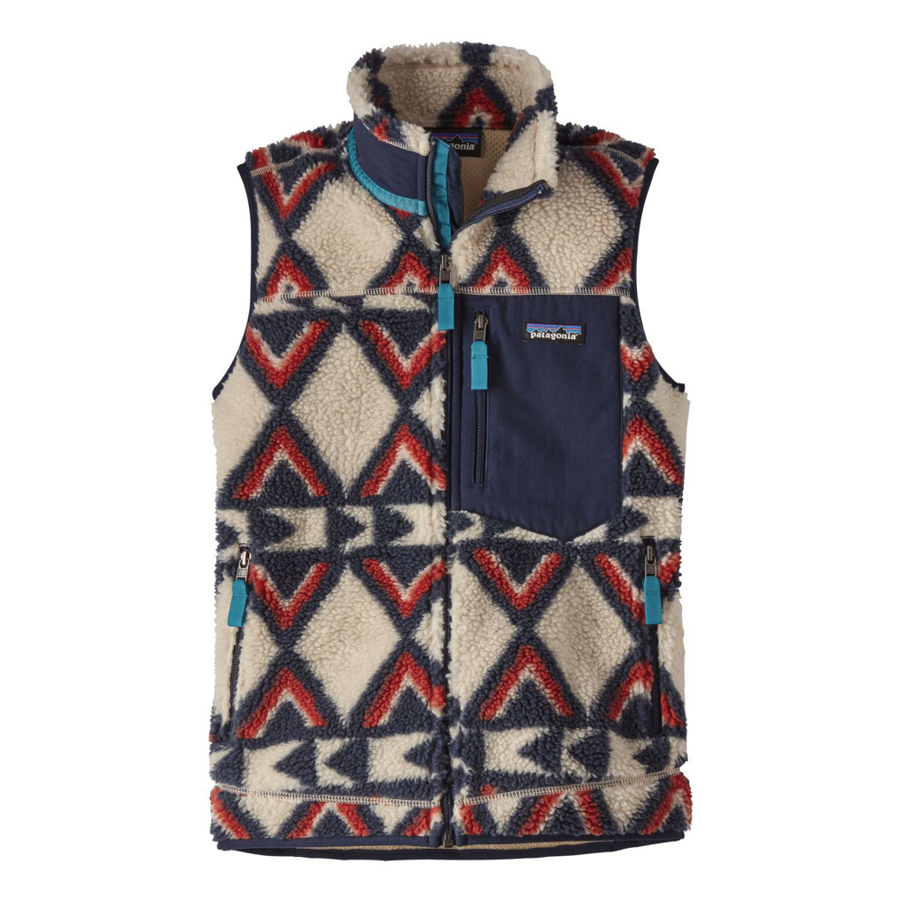 photo: Patagonia Women's Classic Retro-X Vest fleece vest