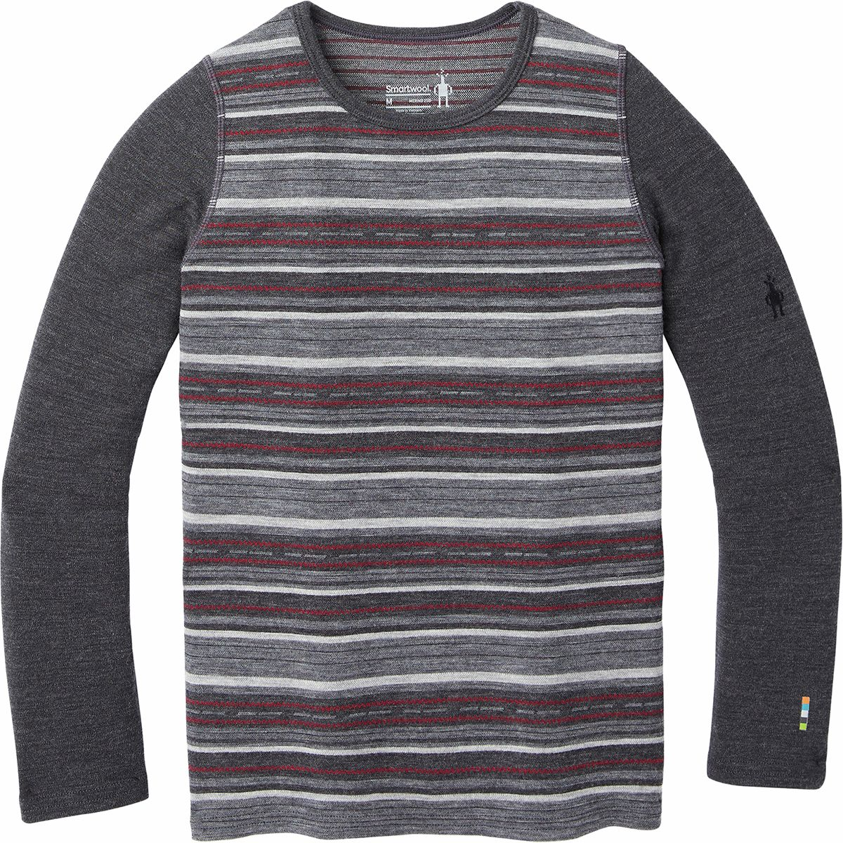 photo: Smartwool Mid 250 Pattern Crew base layer top
