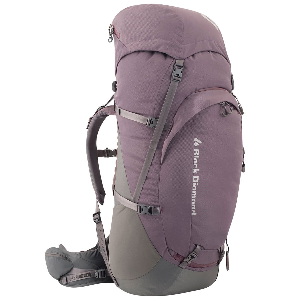 photo: Black Diamond Onyx 65 weekend pack (50-69l)