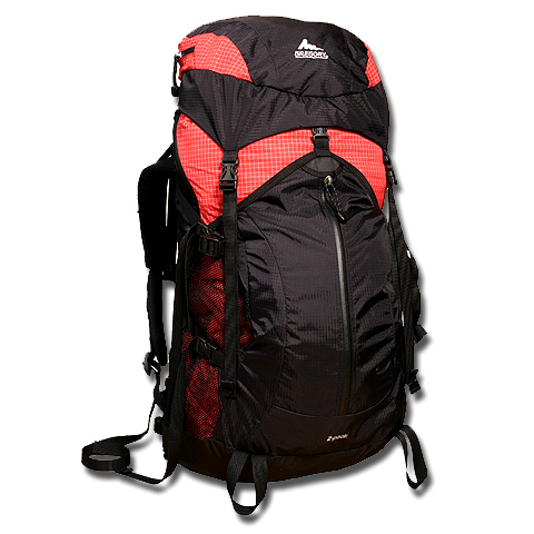 photo: Gregory Z Pack weekend pack (50-69l)