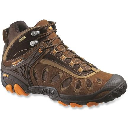photo: Merrell Chameleon 3 Ventilator Mid Gore-Tex hiking boot