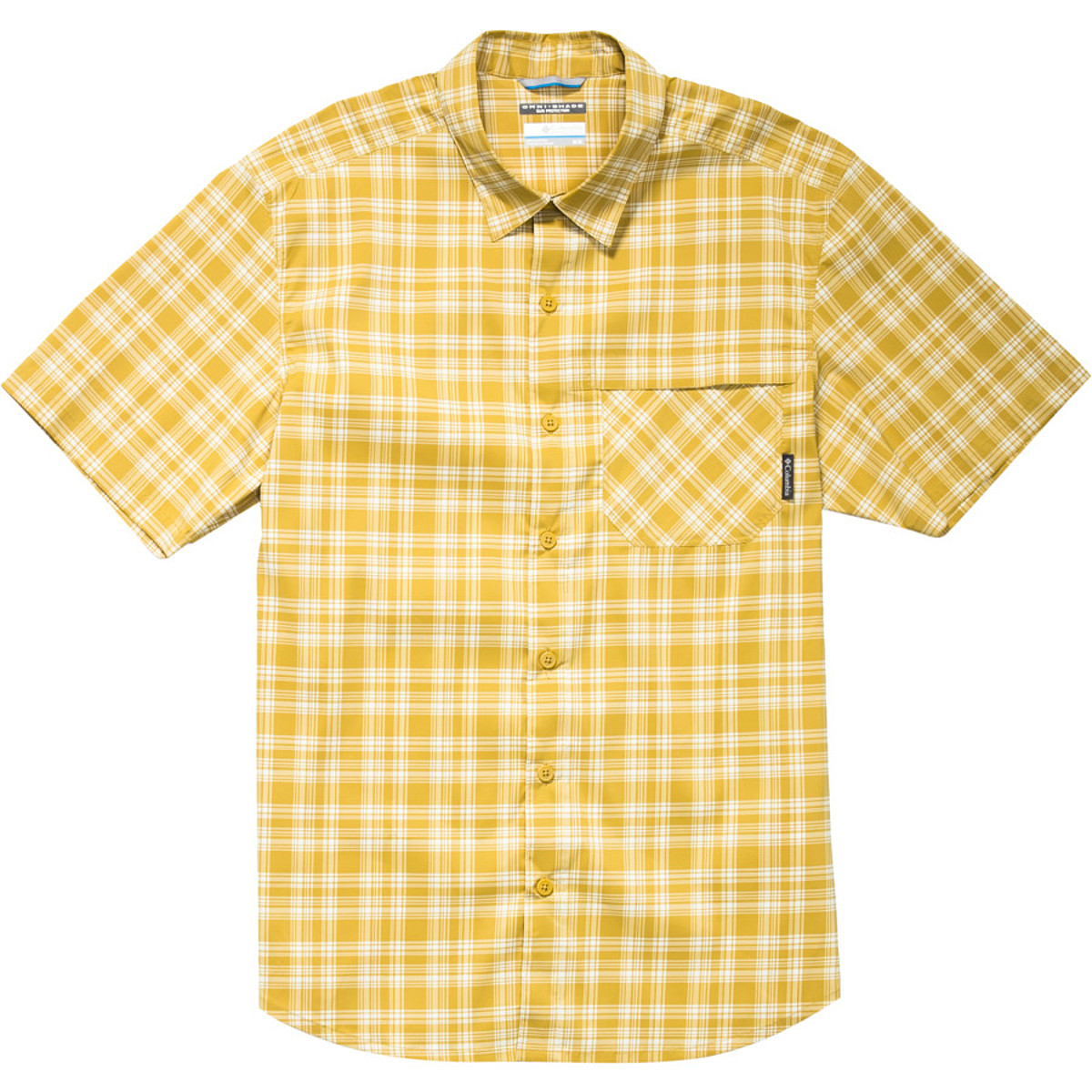 Columbia Royce Peak Plaid Short Sleeve Shirt