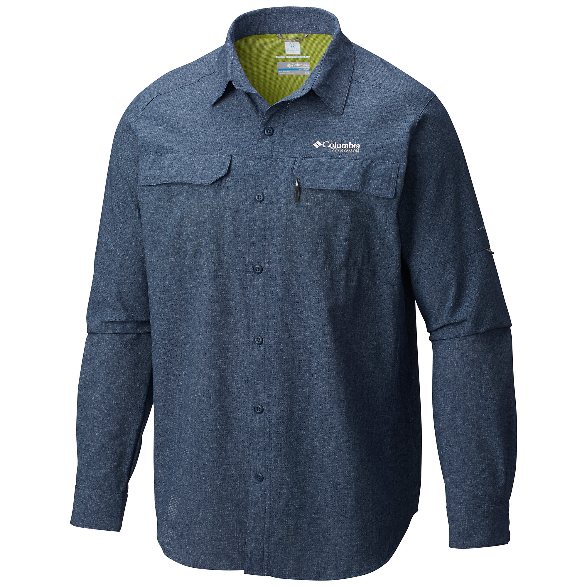 photo: Columbia Irico Long Sleeve Shirt hiking shirt