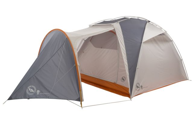 photo: Big Agnes Titan 6 Accessory Vestibule vestibule