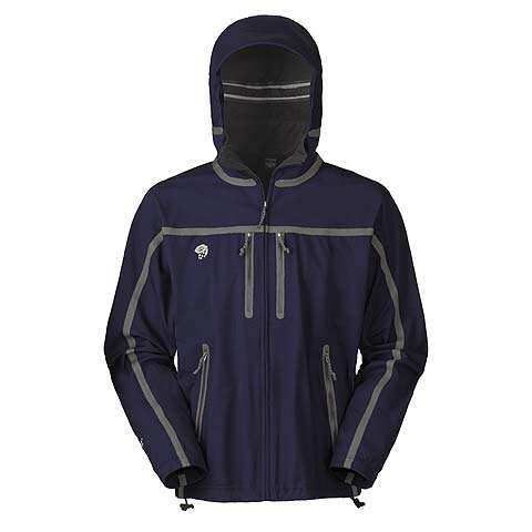 photo: Mountain Hardwear Hooded Synchro Jacket soft shell jacket