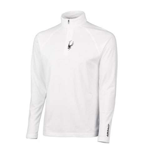 Spyder Logo Cotton/Poly T Neck