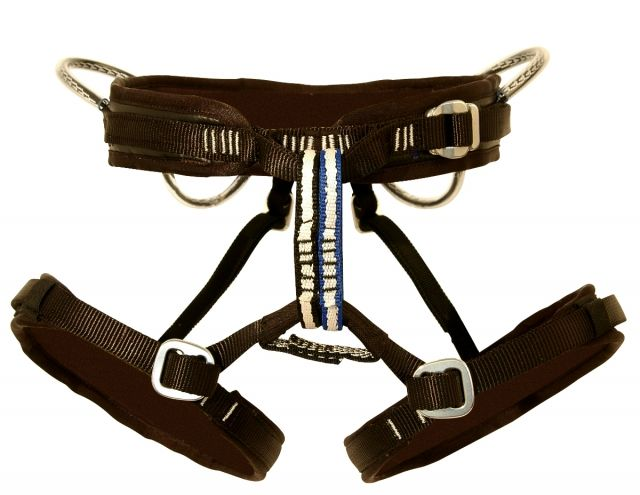 photo: Metolius Safe Tech Trad harness