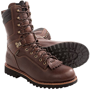 Red Wing Irish Setter Black Bear