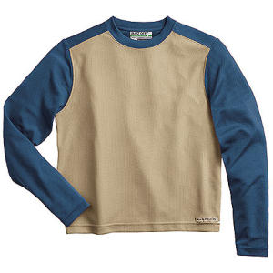 ExOfficio BUZZ OFF Blend Long Sleeve Crew