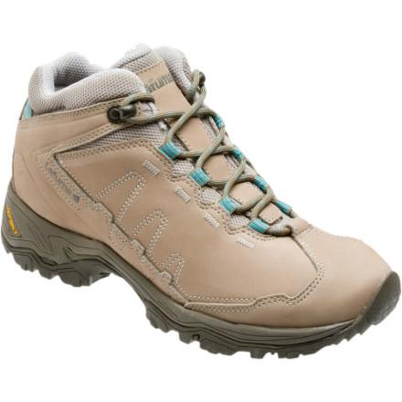 photo: Lafuma Women's X Motion Mid Leather hiking boot