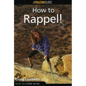 photo: Falcon Guides How to Rappel climbing book