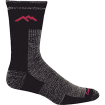 photo: Darn Tough Nordic Boot Ultra-Light snowsport sock