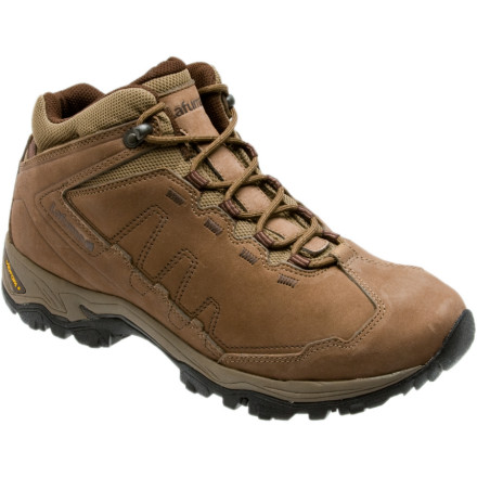 photo: Lafuma X Motion Mid Leather hiking boot