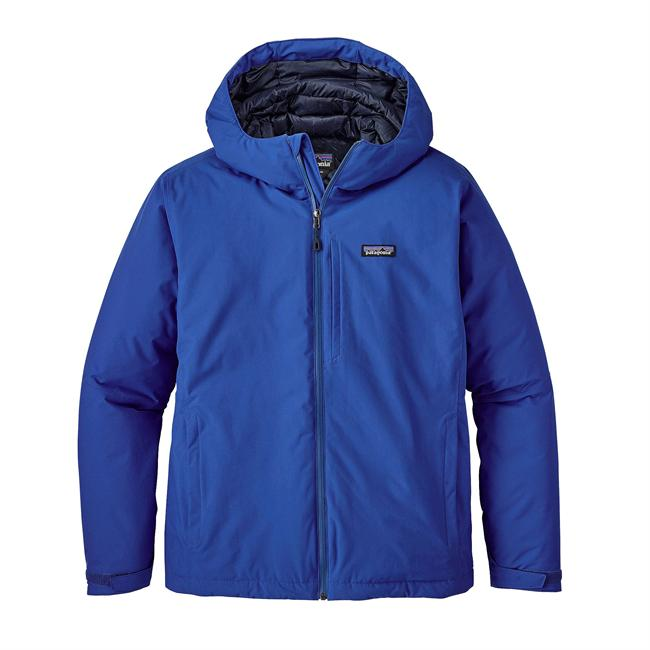 photo: Patagonia Windsweep Down Hoody down insulated jacket