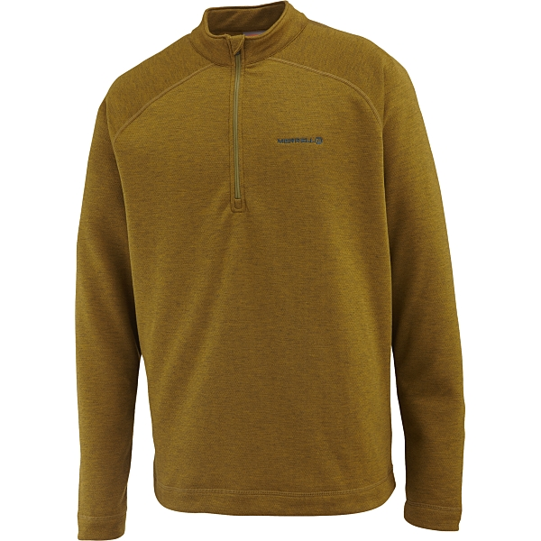 photo: Merrell Isotherm 1/2 Zip Fleece fleece top