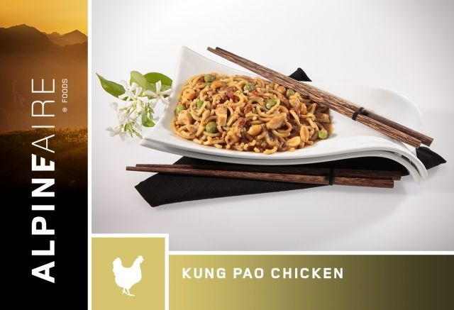 Natural High Kung Pao Chicken