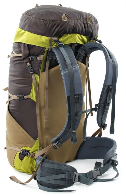 photo: Granite Gear Air Current Shoulder Straps backpack accessory