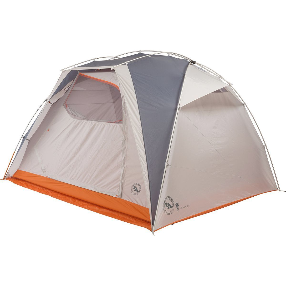 Big Agnes Titan 4 mtnGLO Footprint
