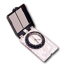 photo: Silva Ranger Ultra 530 handheld compass