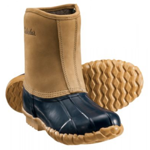 Cabela's Side-Zip Pull-On Duck Boot