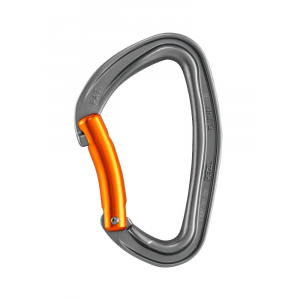 photo: Petzl Djinn non-locking carabiner