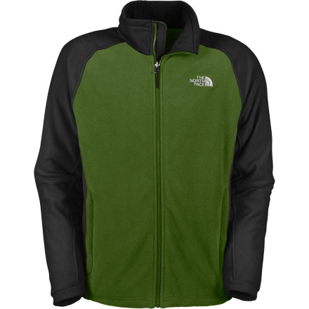 photo: The North Face Khumbu Jacket fleece jacket
