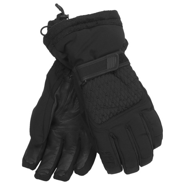 Leki Angel S Quilted Ski Gloves