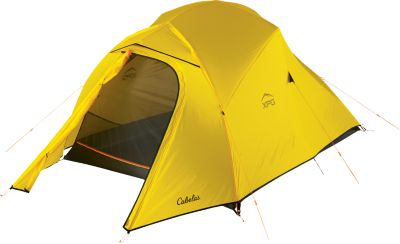 photo: Cabela's XPG Ultralight 3P three-season tent